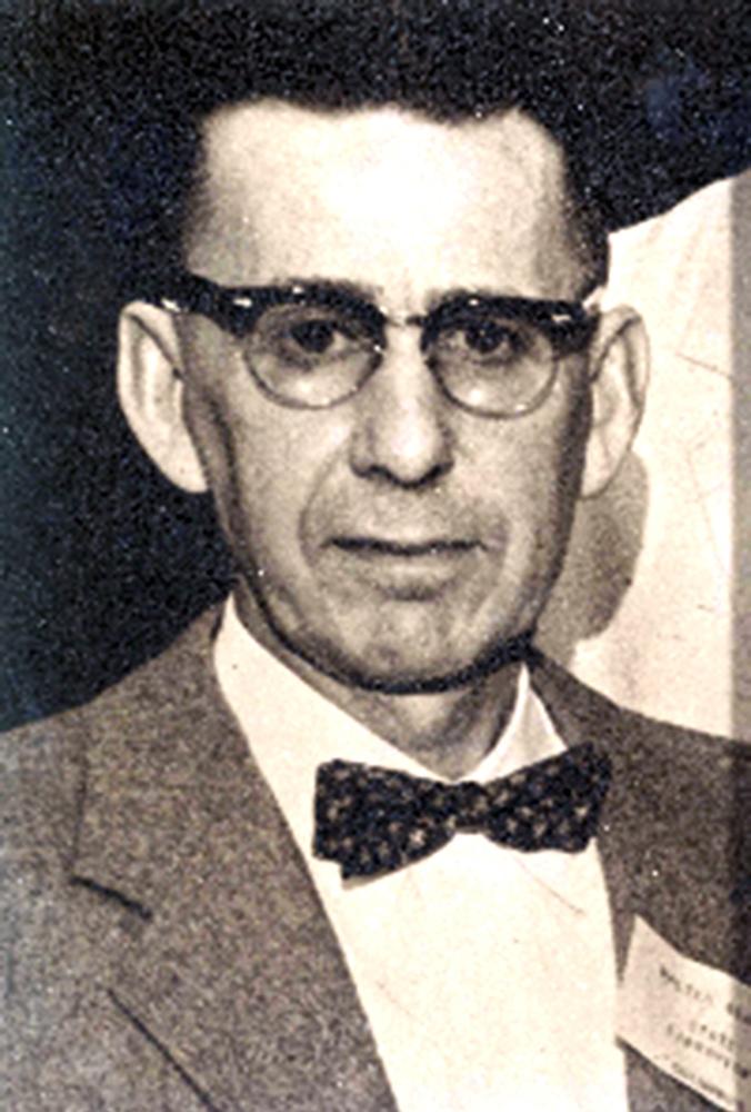 Walter Brahm, circa 1960s