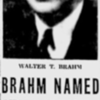 """Brahm Named State Librarian"""